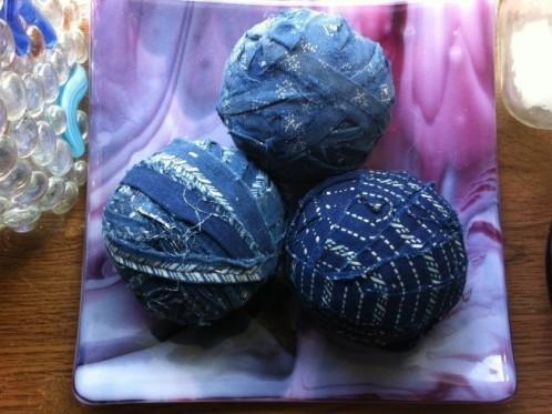 Amana Rag Balls